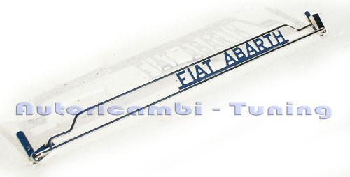 pantographe essuie glace en acier chrom fiat 500 126 abarth a010 ebay. Black Bedroom Furniture Sets. Home Design Ideas